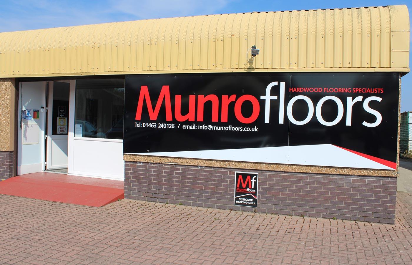 Munro-Floors-Showroom-Exterior